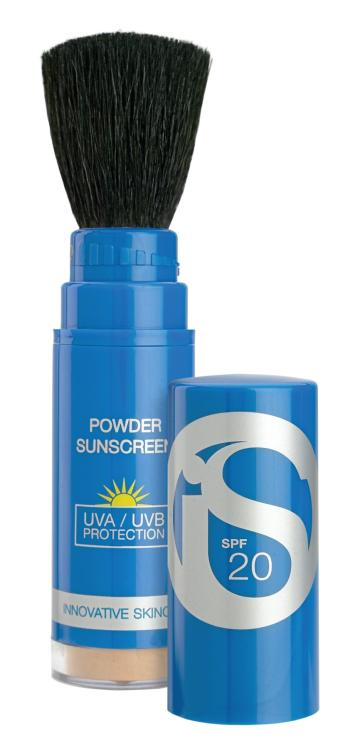 iS Clinical SPF 20 Powder Sunscreen Sun Medium